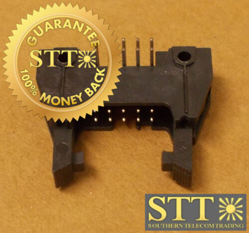 """N3793-5302rb 3m Connector Header 10pos Th Ra 0.100"""" (2.54mm) (lot Of 10)"""