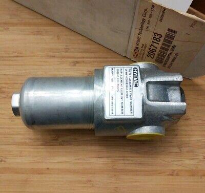 New Genuine Hydac 2067183 Hydraulic Pressure Filter Housing