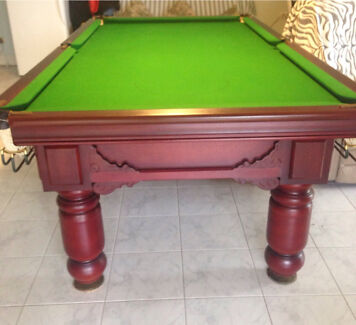 Pool table/ Billiard table  Greenvale Hume Area Preview