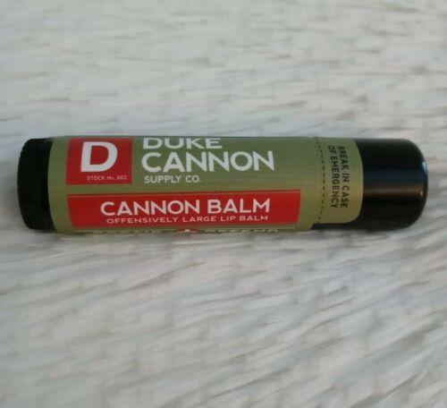 Duke Cannon Cannon Balm Lip Protectant Repair Defend Size 0.56 0Z - $9.75