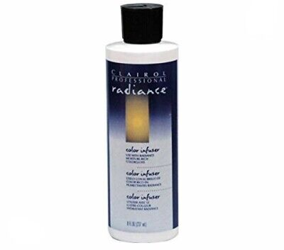 NEW Clairol Professional RADIANCE Color Infuser 8 oz - For use w/ Color Gloss