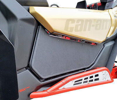 Can Am Maverick X3 Lower Door Inserts