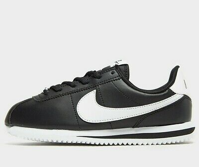 Nike Cortez Basic SL Women's ® ( UK Sizes:  3 / 5 / 5.5 ) Black / White NEW