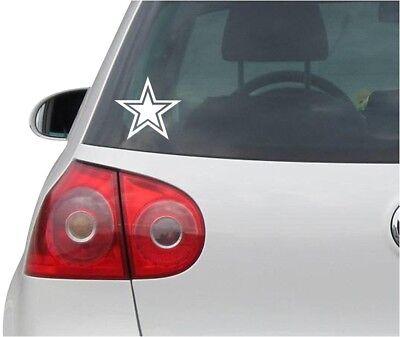 Aufkleber / Autoaufkleber - JDM - Dallas Cowboys - Auto 101mmX101mm US05909 ()