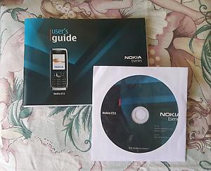 Nokia E51 Eseries Guide & Cd Flora Hill Bendigo City Preview