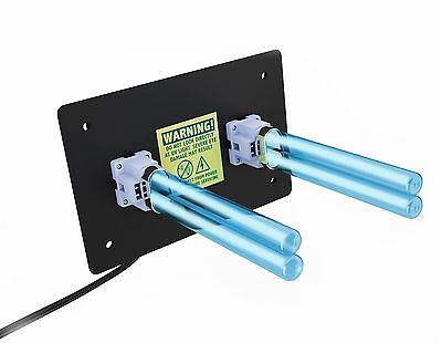 Air Purifier whole abode UV Light in duct for HVAC AC Duct Germicidal Filter