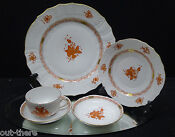 Herend Chinese Bouquet Dinner Plate