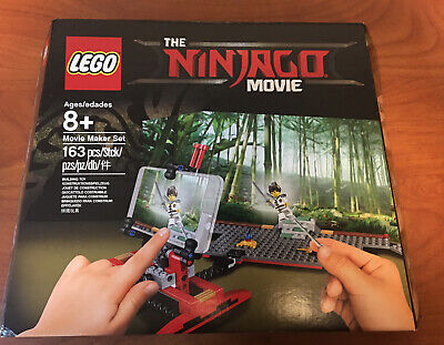 LEGO The Ninjago MOVIE MAKER SET - 853702 New in Box Sealed