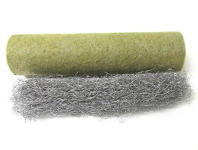TECNIGAS Auspuff Dämmwolle Einsatz 64mm x 247mm