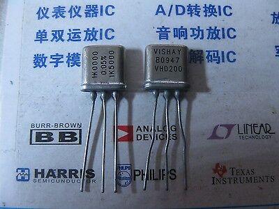 1x 1k1k5 0.05 Vishay Precision Voltage Divider Resistor Metal Foil Seal