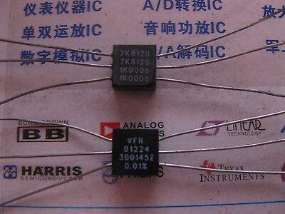 1x Y1735v0092tt0l Ultra High Precision Z-foil Voltage Divider Resistors 1k7k812
