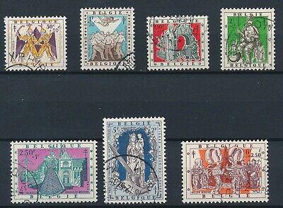 [786] Belgium 1957 good Set very fine Used Stamps