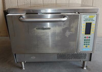 Turbo Chef Ngc Rapid Speed Oven Toaster Subway Pizza 3400