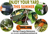 yard clean up, tree care, lawn care, landscaping
