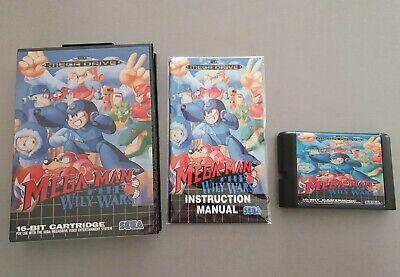 Megaman The Wily war sur SEGA MEGADRIVE / GENESIS