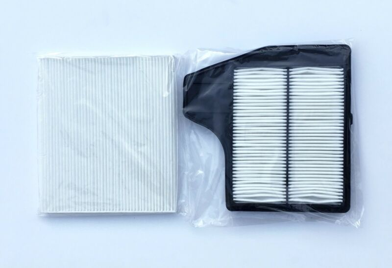 Combo set Engine Air Filter & Cabin Filter For Nissan Altima 4Cyl 2.5L 2013-18
