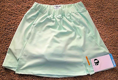 Pearl Izumi Select Cycling Skirt Or Skort Light Green Size Medium With Tags