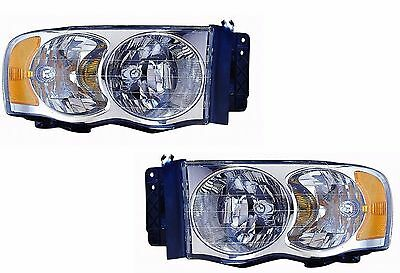 TIFFIN ALLEGRO BUS 2005 2006 2008 2009 HEADLIGHTS HEAD LIGHTS LAMPS RV - SET