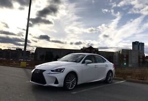 2017 Lexus IS300 - Lease takeover