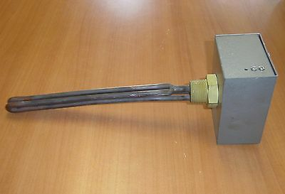 Autmomatic Bushing Immersion Heater Vulcan Wtp910a