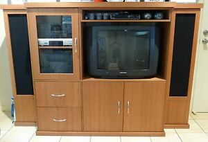 ENTERTAINMENT UNIT / TV CABINET Marleston West Torrens Area Preview