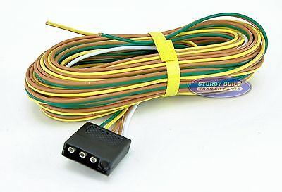 $_1 Utility Trailer Ke Wiring Harness on