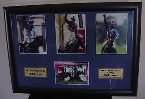 MAKYBE DIVA - MELBOURNE CUP WINNER - SIGNED - *****2004/2005 PICT Cooranbong Lake Macquarie Area Preview
