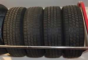 Set of 4 Winter Tires and Rims fits CRV or RAV4