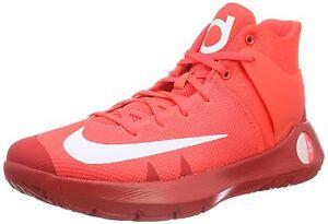 reputable site 0320c 83316 Nike KD Trey 5 IV V 4 Men Basketball Shoes Bright Crimson White 10 ...