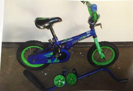 12inch BMX children's bike