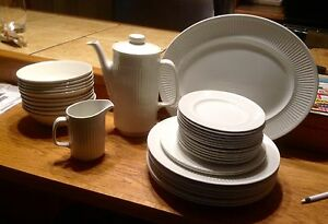 "Johnson Bros. ""Athena"" Dinnerware"