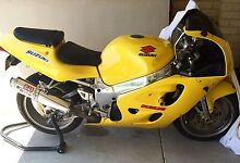 SWAP GSXR750R SRAD FOR LICENCED ROAD & TRAIL Byford Serpentine Area Preview