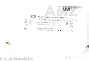 SEW BLOCK HFD 400/16 NETZFILTER NF 016-443 016443 8257191 - <span itemprop=availableAtOrFrom>Tychy, Polska</span> - SEW BLOCK HFD 400/16 NETZFILTER NF 016-443 016443 8257191 - Tychy, Polska
