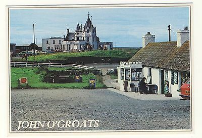 Old Postcard - John O'Groats - Unposted 0341