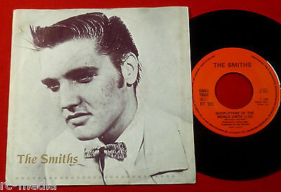 The Smiths   Shoplifters Of The World Unite   Dutch Rough Trade 7   Pic Sleeve
