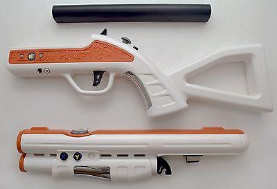 NEW XBox 360 Cabela's Top Shot Fearmaster GUN w/Sensor big game hunter...