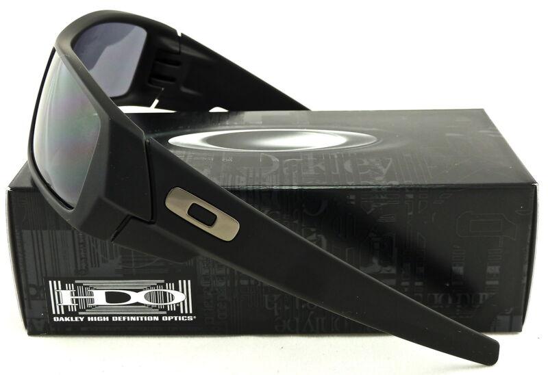 94071c1836 ... NEW Oakley Gascan Sunglasses Matte Black l Grey 03-473 ...