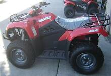 KYMCO, MXU400, ATV, 4x4, SHAFT DRIVE, SALE Thornton Maitland Area Preview
