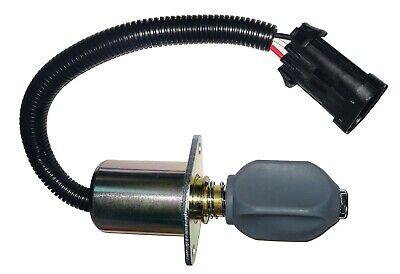 New Bc1h2b01 Bobcat 341 Mini Excavator Fuel Shutoff Solenoid