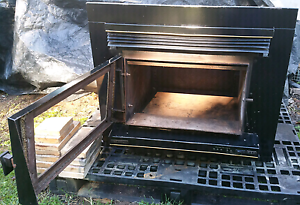 Wood Heater Fireplace Beechwood Port Macquarie City Preview