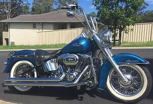 Harley Softail Deluxe 2015 Newcastle Newcastle Area Preview