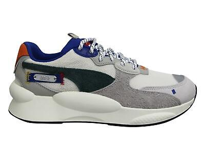 Puma RS 9.8 Ader Error Mens Trainers Suede White Casual Lace Up Shoes 370110 01