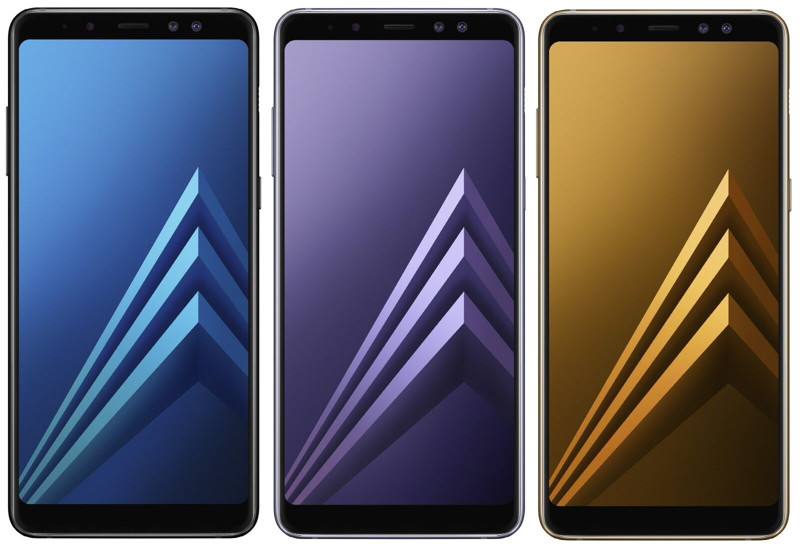 Samsung Galaxy A8+ Plus 2018 SM-A730F/DS Dual Sim (FACTORY UNLOCKED) 64GB 6GB