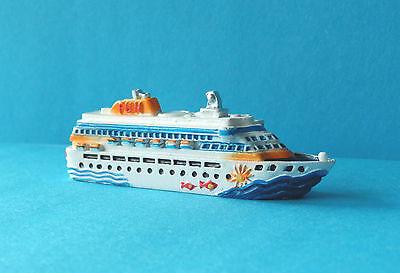 Dekofigur Kreuzfahrt Schiff  Urlaub Ferien Holiday Geschenk Gutschein basteln