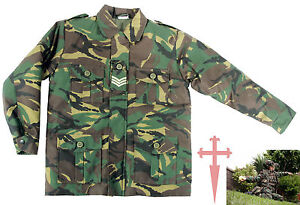 Kids-Army-style-camouflage-Combat-Jacket-childrens-XXL