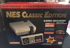 NES Classic Edition New Sealed