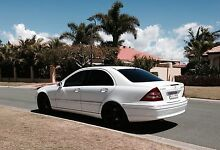 Mercedes w203 C200k Elegance Supercharged RWC & REGO Paradise Point Gold Coast North Preview