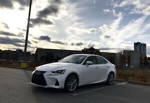 Lease takeover - 2017 Lexus IS300