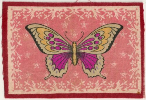 Colorful Butterfly Tobacco Felt #6