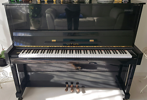 KAWAI Citylife Upright 121cm Piano Girraween Parramatta Area Preview